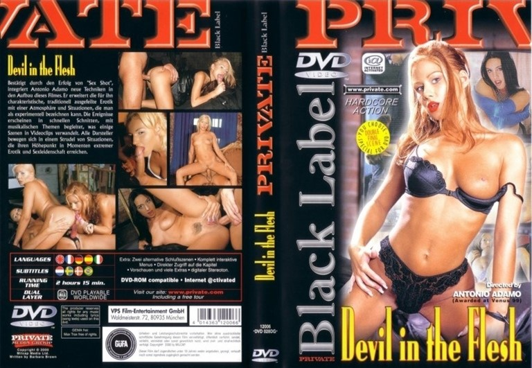 [SD] Private Black Label 10 Devil In The Flesh Mix - Private-01:44:01 | Feature, Cum Shots, Group, Double Penetration - 1,5 GB