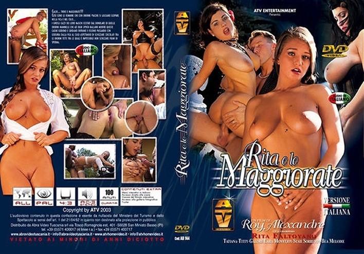 [LQ] Rita E Le Maggiorate Mix - ATV Entertainment-01:35:40   Anal, MILFs, Blow Job - 786,8 MB