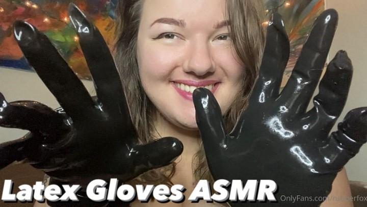 [Full HD] Rubberfoxx Latex Gloves Touching You Rubberfoxx - ManyVids-00:05:33 | Gloves,Glove Fetish,Latex,ASMR,POV,SFW - 463,9 MB