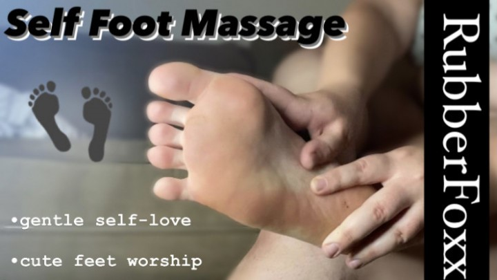 [Full HD] Rubberfoxx Self Foot Massage Rubberfoxx - ManyVids-00:04:00 | BBW Feet,Feet,Foot Fetish,Foot Worship,Soles,SFW - 283,7 MB