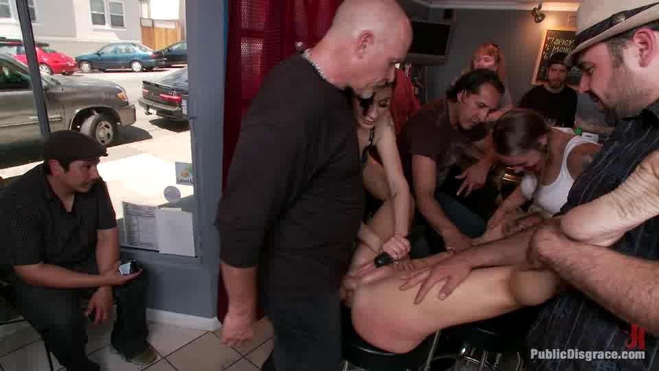 [SD] Simone Sonay. Sexy Big Tit MILF Gets Ass Fucked By Strangers In Public Squirting Simone Sonay - SiteRip-01:08:32   Public, Domination, Anal, Fisting, BDSM, Hardcore - 494,9 MB