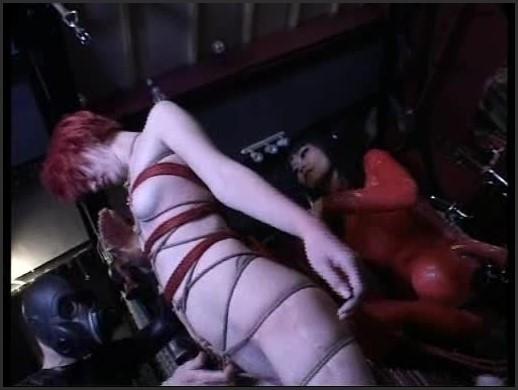 [LQ] The Dentist In Miss Jones Esinem, Melissa More, Kazuyu - Asphyxiation-01:23:28   Rubber, BDSM, Fetish, Bondage - 497,6 MB