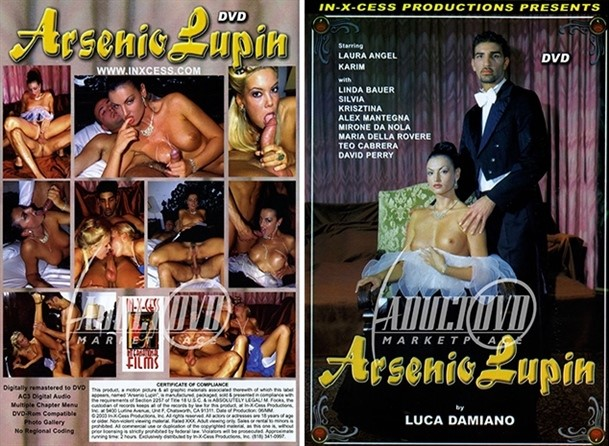 [SD] The Thief Of Hearts The Arsenio Lupin Story Mix - In X-Cess-01:32:57 | MILFs, Facial, Anal, A2M, IR, Busty - 1,4 GB
