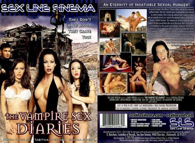 [LQ] The Vampire Sex Diaries Jenna Presley, Ashlyn Rae, Sophia Santi, Jay Lassiter, Tabitha Stevens, Ally Kay, Mr. Stevens, Cheyne Collins - SiteRip-01:38:59 | Parody, Vampire, Feature - 694,1 MB