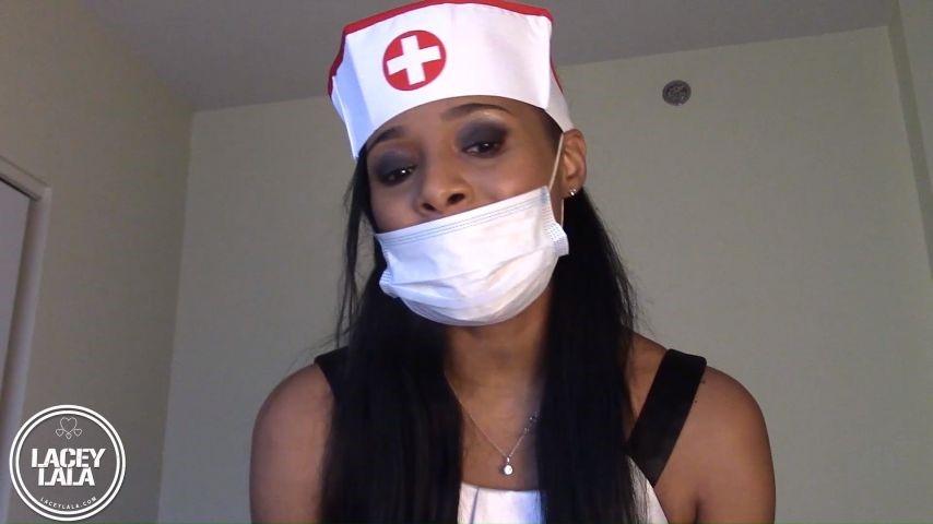 [Full HD] Ulaceylala Crazy Nurse La La Steals Your Cum ULaceyLaLa - ManyVids-00:24:52 | Femdom, Medical Fetish, Mind Fuck, Nurse Play, Spit Fetish - 2,2 GB