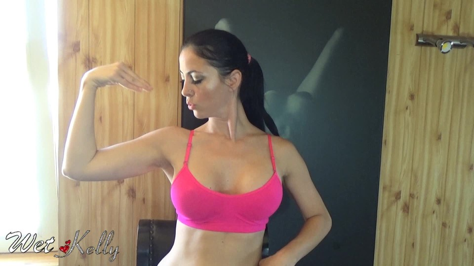 [Full HD] Wet Kelly Flexing Muscles Wet Kelly - ManyVids-00:06:22 | Muscle Control, Fitness, Bodybuilding Fetish, Fetish, Muscle Worship - 382,5 MB