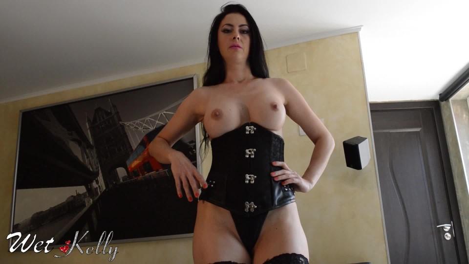 [Full HD] Wet Kelly Joi Chastity Mistress Wet Kelly - ManyVids-00:09:16 | Amateur, Chastity Devices, Jerk Off Instruction, Masturbation Instruction, Mistress - 523,5 MB