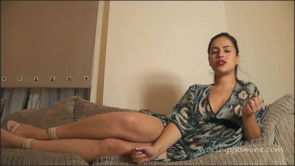 [Full HD] Worship Jasmine Have You Got A Pin Dick 1080P Worship Goddess Jasmine - ManyVids-00:05:11 | Size - 199,1 MB