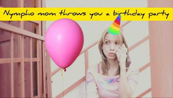 [LQ] Xxxcaligulaxxx Nympho Mommy Throws You A Birthday Party XxxCaligulaxxx - ManyVids-00:13:00 | Taboo,Family,Mommy Roleplay - 241,4 MB