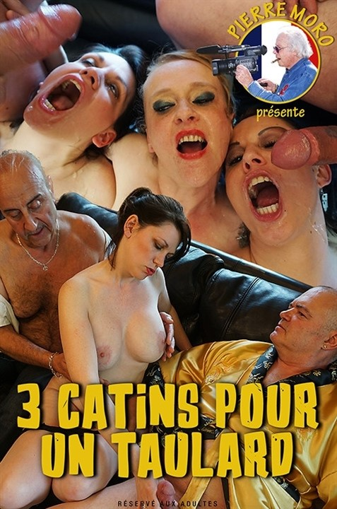 [SD] 3 Catins Pour Un Taulard Vip-Pussy.Com Cindy Picardie, Clarisse , William De Lavergedure, John Skull - Colmax-01:20:40 | Mature, Tits, Oral, Cum Shots, Anal, Group Sex, DP - 1,1 GB