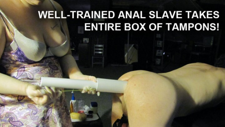 [] Aliceskary An Entire Box Of Tandons In His Ass AliceSkary - ManyVids-00:28:05   Fisting,Anal,Femdom,BBW Female Domination,Female Domination - 2,7 GB