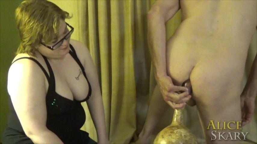 [Full HD] Aliceskary Anal Rattle Gourd Dance Silliness AliceSkary - ManyVids-00:03:56   Odd Insertions,BBW Female Domination,Femdom,Female Domination,Anal - 380,9 MB