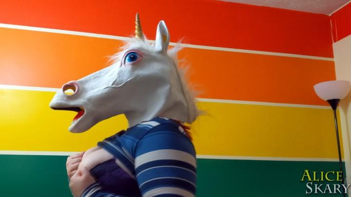 [Full HD] Aliceskary Boobies Joi In A Unicorn Mask AliceSkary - ManyVids-00:07:18 | JOI,JOI Games,Mask Fetish,Big Boobs,Huge Boobs - 245,7 MB