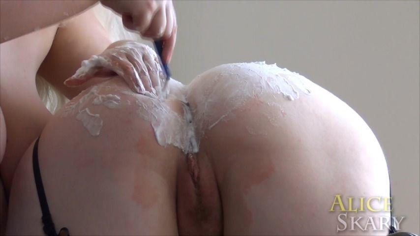 [Full HD] Aliceskary Crack Shaved Smooth Asshole Bare AliceSkary - ManyVids-00:11:15 | Shaving,Pussy Shaving,Barbershop Fetish,Asshole Fetish,Asshole - 416,8 MB