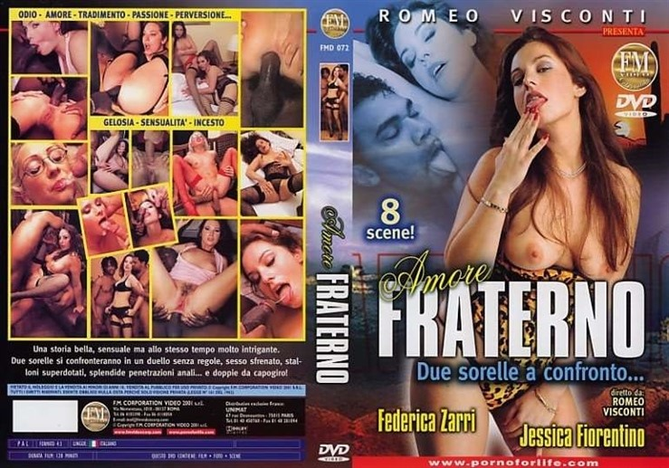 [SD] Amore Fraterno Vip-Pussy.Com Jasmine Rouge - Federica Zarri - Jessica Fiorentino - FM Video-01:43:13 | Feature, Fetish, Anal, DP - 892,6 MB
