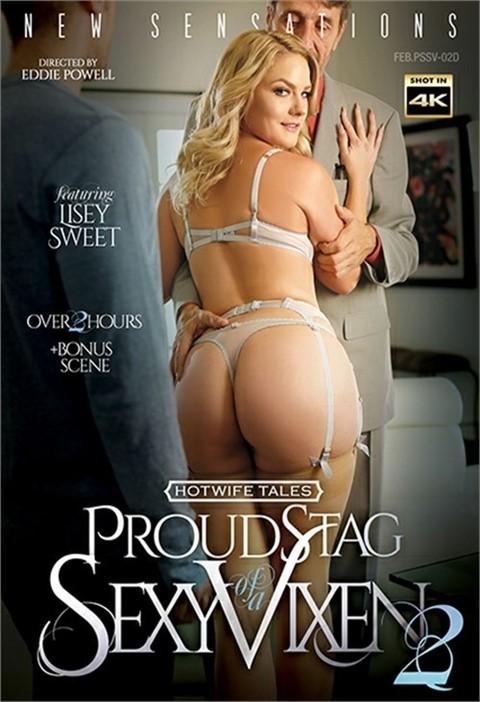 [HD] Andi Rye Proud Stag Of A Sexy Vixen 2 Andi Rye - SiteRip-00:31:01 | Threesome, Cuckold, Redhead, Blowjob, Stockings - 473,8 MB