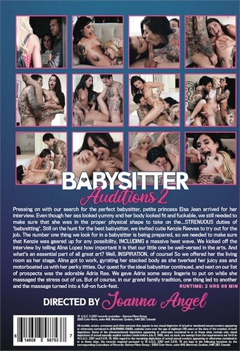 [LQ] Babysitter Auditions 2 Vip-Pussy.Com Elsa Jean, Alina Lopez, Kenzie Reeves, Adria Rae, Joanna Angel, Small Hands - Burning Angel Entertainment-02:09:09 | Tattoos, 18+ Teens, Rimming, Babysitter, Old, Gonzo, Alt Girls, Threesomes, Auditions - 1,3 GB