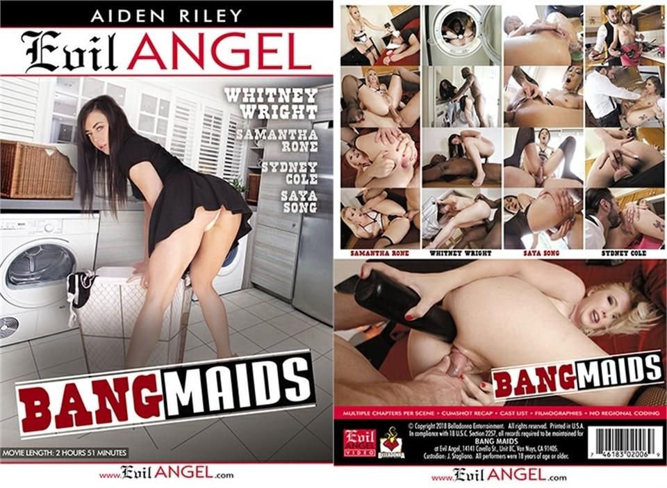 [LQ] Bang Maids Samantha Rone, Saya Song, Whitney Wright, Sydney Cole - Evil Angel-02:51:42   Gonzo, Anal, IR - 1,1 GB
