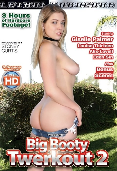 [LQ] Big Booty Twerkout 2 Giselle Palmer, Louise Thirteen, Alix Lovell, Eden Sin - Lethal Hardcore-02:12:39   Big Butt, Big Ass, Booty, Gonzo, Big Dicks, 18+ Teens, Bubble Butt - 1,2 GB