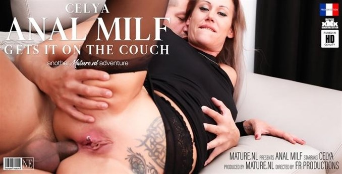 [Full HD] Celya Milf Celya Gets Fucked In The Ass On Her Couch Celya (EU) (38) - SiteRip-00:34:38   Cum, Asslicking, MILF, Anal, Blowjob, Facial, Shaved - 1,6 GB