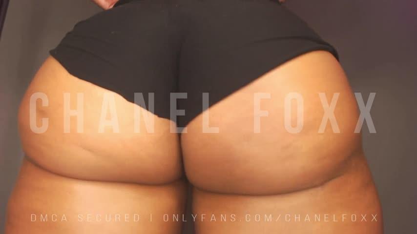 [Full HD] Chanelfoxx The Best Ass Ever Assworship ChanelFoxx - ManyVids-00:02:49   Ass Grabbing,Ass Shaking,BBW Ass Worship,Big Ass,Jiggle - 158,3 MB