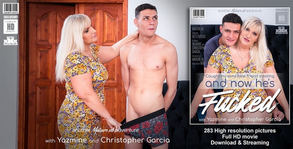 [Full HD] Christopher Garcia Her Sons Best Friend Is Fucked, After Caught Stealing Yazmine (53) - SiteRip-00:30:15 | Big Breasts, Shaved Pussy, Toy Boy, Hardcore, Old, Cum, Blowjob - 1,1 GB