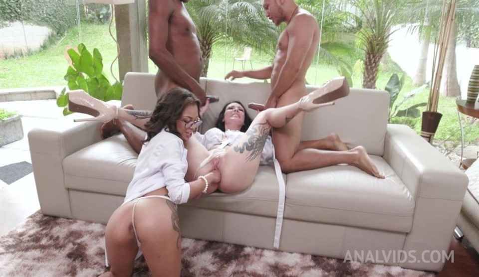 [Full HD] Cris Bathory &Amp; Polly Petrova Cris Bathory &Amp; Polly Petrova - SiteRip-01:10:16 | Cum Swallowing, Fisting, Ass To Mouth, Anal Creampie, Deep Throat, Double Anal, Gapes, Anal, Blowjob, Double Penetration, ATOGM - 6 GB