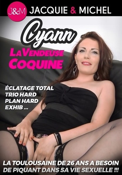[SD] Cyann La Vendeuse Coquine Vip-Pussy.Com Cyann, Naelle - SiteRip-02:09:19 | Group Sex, Anal, Lingerie, Outdoor, Gonzo, Toys - 2 GB