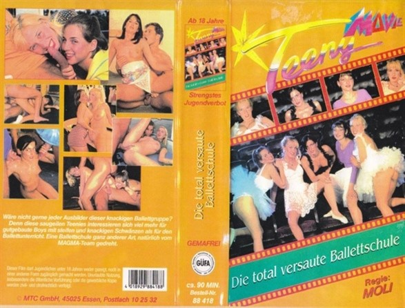 [SD] Die Total Versaute Balletschule Mix - Magma-00:51:56   Orgy, Facial, Busty, Teens - 474,5 MB