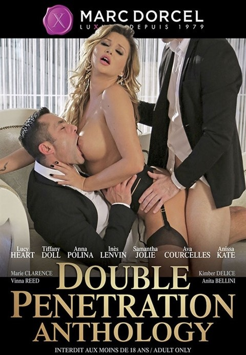 [SD] Double Penetration Anthology Mix - Marc Dorcel-02:24:46   Compilation, Lingerie, Threesomes, Gonzo, Oral, Double Penetration - 1,4 GB
