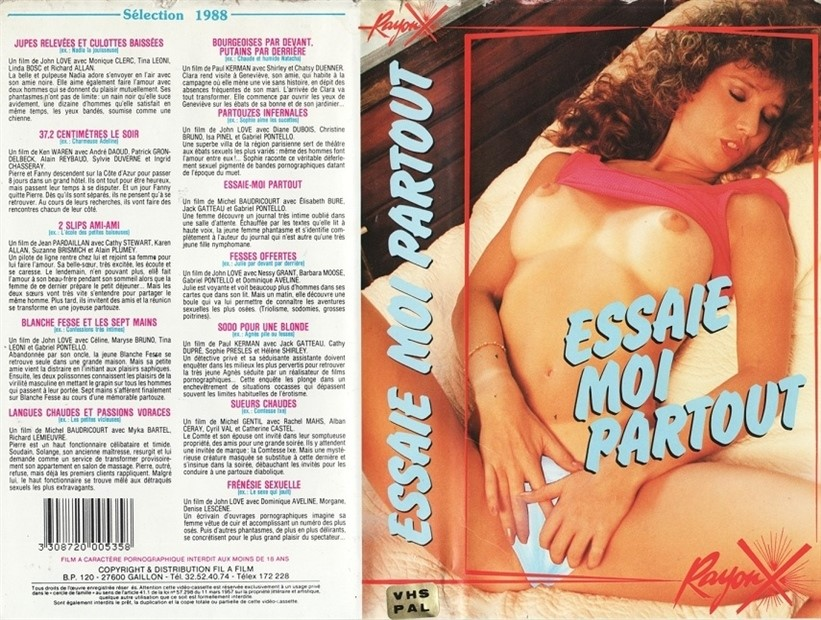 [SD] Essaie-moi partout vip-pussy.com Mix - SiteRip-01:12:24 | Classic, Feature - 694,5 MB