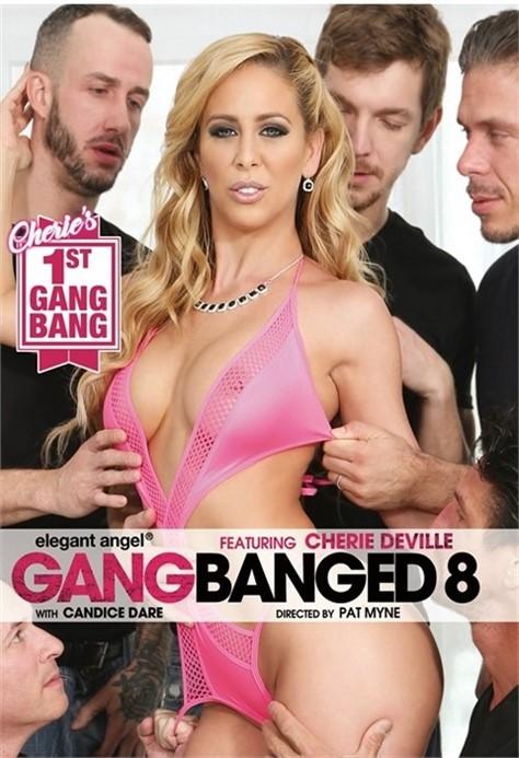 [LQ] Gangbanged 8 Candice Dare, Cherie DeVille - Elegant Angel-02:02:43   DP, Gangbang, Anal, Gonzo - 1,4 GB
