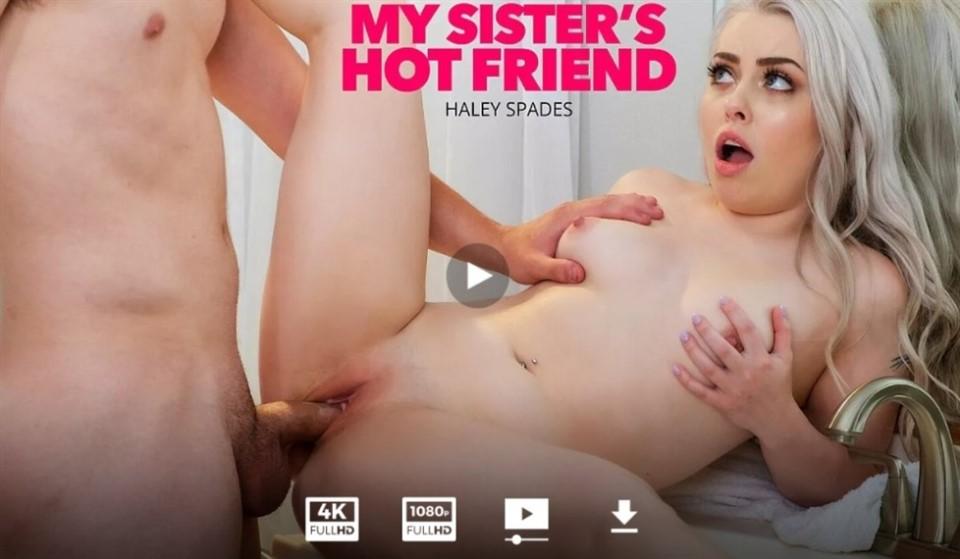 [4K Ultra HD] HALEY SPADES 4K HALEY SPADES - SiteRip-00:37:54 | Ass Smacking, Tattoos, Toys, Ball Licking, Maturbation, Big Dick, Small Tits, Deepthroat, Open Mouth Facial Cumshot, Hardcore, Handjob - 6,8 GB