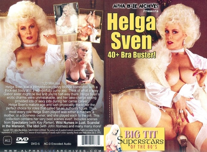 [SD] Helga Sven 40+ Bra Buster Vip-Pussy.Com Bunny Bleu, Helga Sven, Sharon Mitchell.. - SiteRip-02:09:36 | Busty - 2 GB