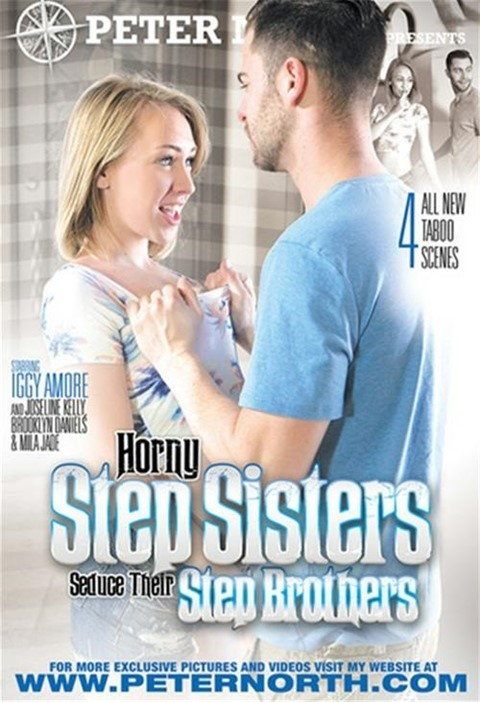 [LQ] Horny Step Sisters Seduce Their Step Brothers Iggy Amore,Joseline Kelly,Mila Jade,Brooklyn Daniels - NorthPole Entertainment-01:50:45 | Family Roleplay, All Sex - 928,1 MB