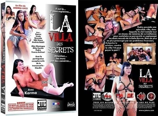 [SD] I Segreti Della Villa 1) Karma Rosenberg2) Nicky Stone3) Mercedes4) Monica Sweetheart - ATV-01:34:05   Group, Anal, Trans, Feature - 1,1 GB