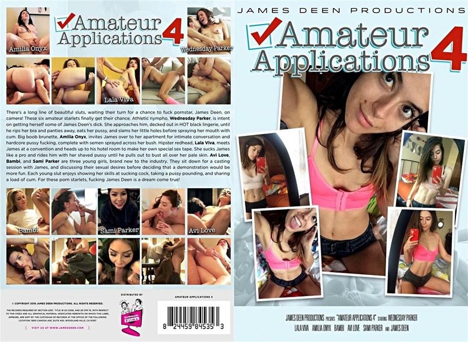 [LQ] James Deens Amateur Applications 4 Vip-Pussy.Com James Deen, Avi Love, Amilia Onyx, Wednesday Parker, Sami Parker, Bambi (III), Lala Viva - James Deen Productions-03:05:53   Casting - 1,5 GB