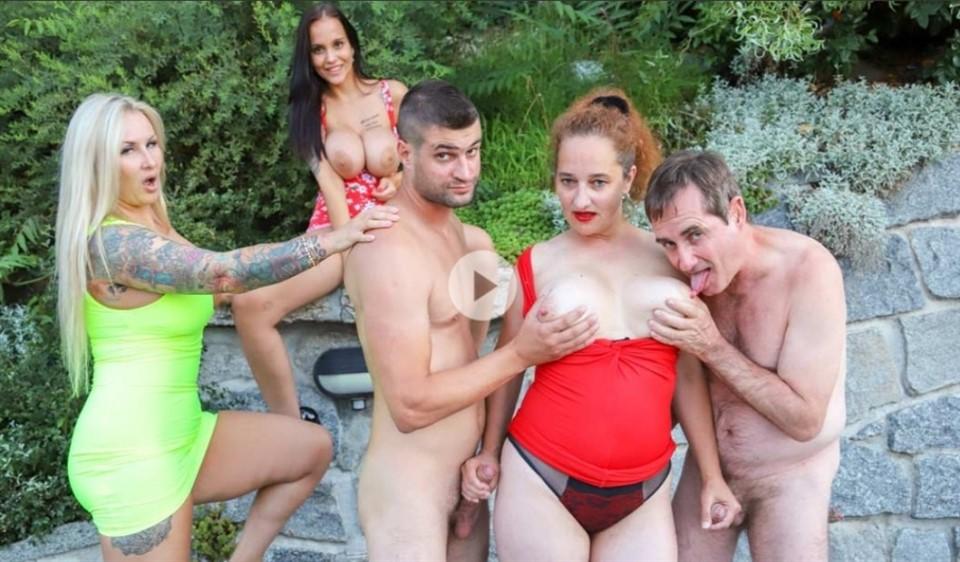 [Full HD] Jennifer Mendez, Leona, Jarushka Ross Jennifer Mendez, Leona, Jarushka Ross - SiteRip-00:22:11 | Young Vs Old, Young Old, Threesome, Cumshot, Big Tits, Outdoor, Hardcore, Blowjob, Shaved, Mature - 2,4 GB