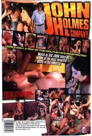 [SD] John Holmes and Company vip-pussy.com John Holmes - SiteRip-01:27:55 | Classic - 717,2 MB