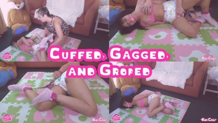 [Full HD] Kiki Cali Cuffed Gagged And Groped Kiki Cali - ManyVids-00:10:30 | Bondage, Sisters, Diaper, Groping, Adult Babies - 1,5 GB
