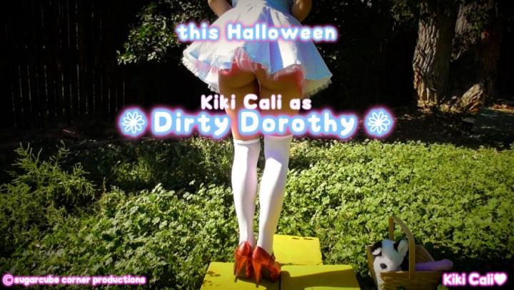 [HD] Kiki Cali Dirty Dorothy Kiki Cali - ManyVids-00:02:46   Age Play, Daddys Girl, Halloween, Twerk, Taboo - 228 MB