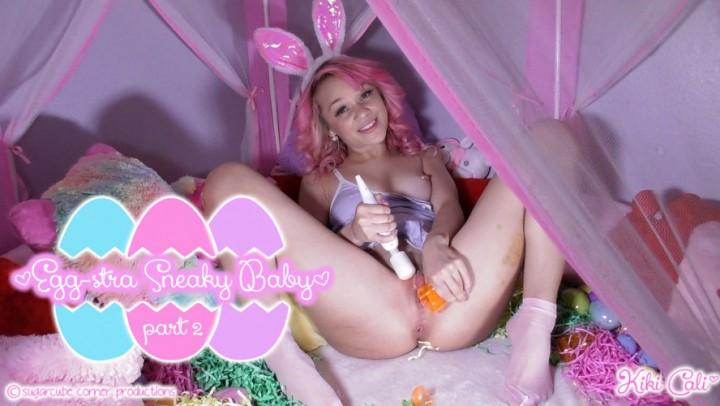 [HD] Kiki Cali Egg Stra Sneaky Baby Part 2 Kiki Cali - ManyVids-00:07:47 | Easter, Squirting, Age Play, Age Regression, Diaper Fetish - 678,7 MB