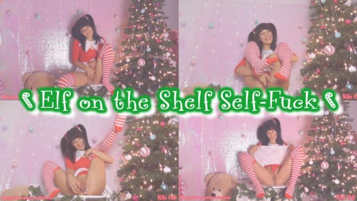 [HD] Kiki Cali Elf On The Shelf Self Fuck Kiki Cali - ManyVids-00:12:17 | Age Play, Christmas, Sisters, Taboo, Glass Dildos - 1 GB