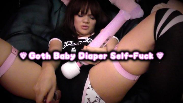 [HD] Kiki Cali Goth Baby Diaper Self Fuck Kiki Cali - ManyVids-00:13:08 | Adult Babies, Age Regression, Daddys Girl, Diaper, Diaper Fetish - 1,1 GB