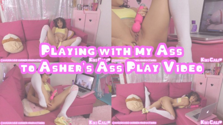 [HD] Kiki Cali Playing With My Ass To Ashers Ass Play Kiki Cali - ManyVids-00:10:32 | Age Play, Brat Girls, Submissive Sluts, Glass Dildos, Anal Play - 920,2 MB