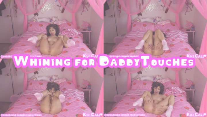 [HD] Kiki Cali Whining For Daddy Touches Kiki Cali - ManyVids-00:03:46   Adult Babies, Age Play, Daddy Roleplay, Daddys Girl, POV - 328,6 MB