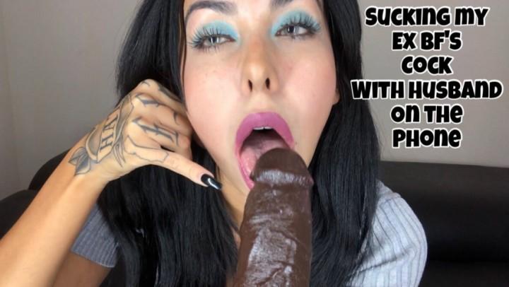 [Full HD] Kinkyjasmine Sucking Exs Cock With Husband Listining Kinkyjasmine - ManyVids-00:10:26 | Blow Jobs, Cuckolding, Fantasy, Humiliation, Small Dicks - 665,6 MB