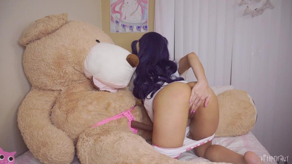 [Full HD] Kittenrawr Little Girl Big Bear Kittenrawr - ManyVids-00:15:20 | Daddys Girl, Dildo Fucking, Riding, Barely Legal, Masturbation - 1,6 GB