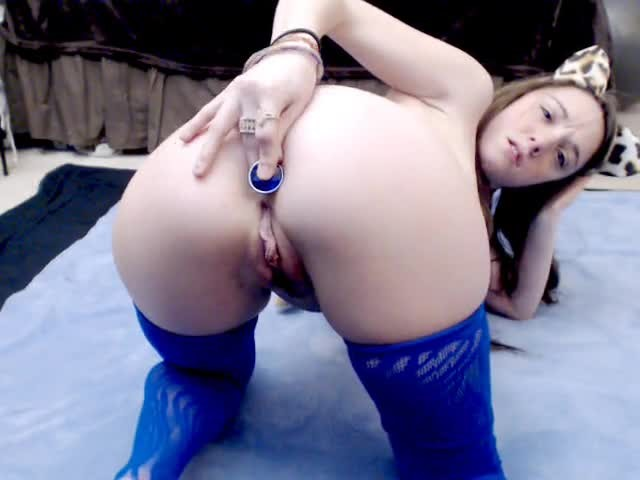 [SD] Kluvkitty Buttplug Teasing KLuvKitty - ManyVids-00:02:32 | Anal, Ass, Brunette, Lace/Lingerie, Nipples - 16 MB