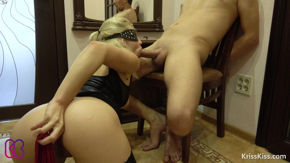 [4K Ultra HD] Kriss Kiss Mistress Fucks Anal Her Slave Kriss Kiss - ManyVids-00:22:16 | BDSM, Rough Sex, Anal, Blowjob, Facials - 1,6 GB